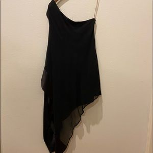 Guess by Marciano Los Angeles black dress size S